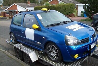 Renault clio cup 172