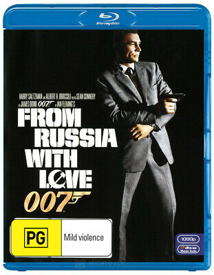 From Russia With Love (2012 Version) (Blu-ray)