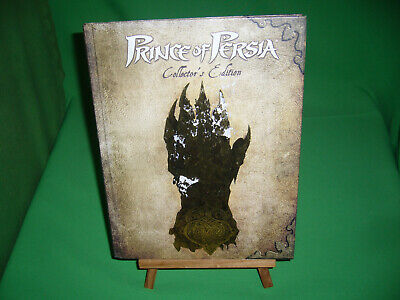 GUIDE OFFICIEL PRINCE OF PERSIA Collector's Edition