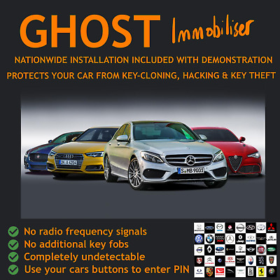 Bmw Ghost Immobiliser - The Ultimate Pin Car Protection Nationwide Installation