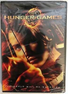New Sealed The Hunger Games Dvd Free World Wide Shipping Buy It Now Jennifer