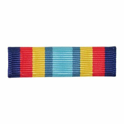 GENUINE U.S. NAVY RIBBON UNIT: SEA SERVICE DEPLOYMENT (Official Military Issue)