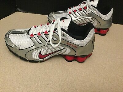 outlet store c43a6 a153a WOMENS NIKE SHOX Navina Running Shoes. Size 8.5. Nice Shoes!!!