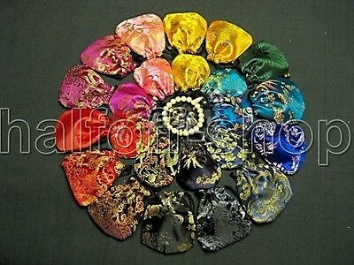 Wholesale20pcs Chinese Handmade Classic Silk Jewellery Pouch/Coin Purse Gift Bag