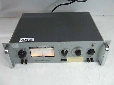North Atlantic 213C Phase Angle Voltmeter *Tested*