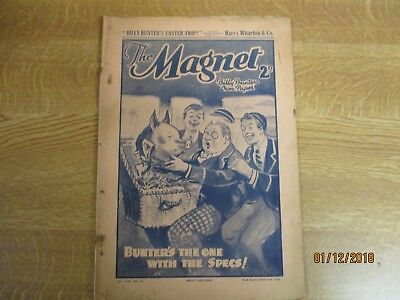 April 15th 1939, THE MAGNET, 1626, Billy Bunter's Own Paper, Frank Richards.