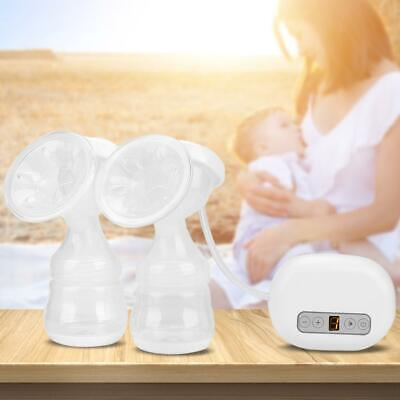 Automatic Milk Pumps Natural Suction Enlarger Feeding USB Electric Breast Pump