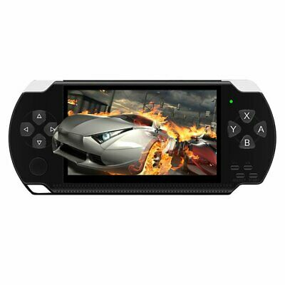 For X6 PSP Handheld Game Console Real 8gb Game Camera Video For Presents HK