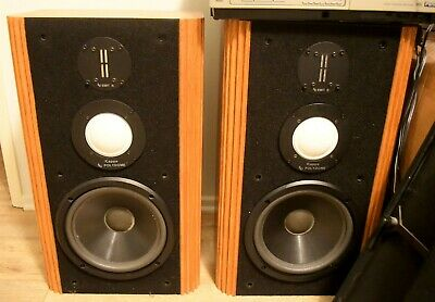 """PAIR Infinity kappa 10"""" woofers  WITH NEW FOAM"""