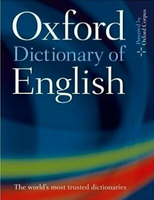 Oxford Dictionary of English [ Mobi And Epub Format ]