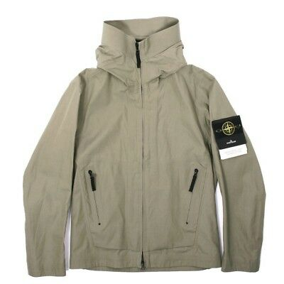 080bf8fc9aa STONE ISLAND Water Repellent Supima Cotton Jacket - Size L - RRP ...