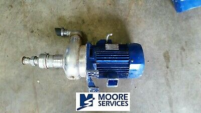 Stainless Steel Centrifugal Pump 3ph Induction Motor Xeros Parts XGQ50FWL-60-215
