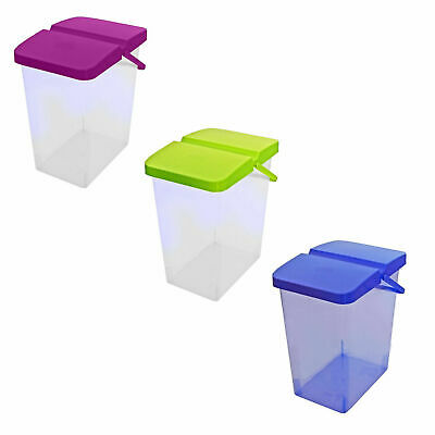 BRANQ Plastic container for washing powder or animal feed 10 L Lid And Handle