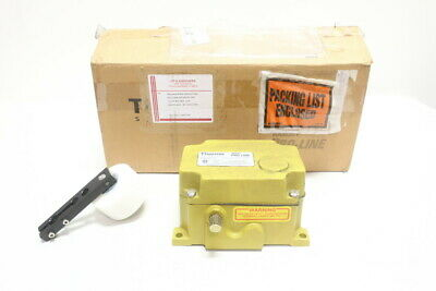 Thermo Scientific TPS-2D-3-YEL Ramsey Pro-line Tripper Position Switch 250v-ac