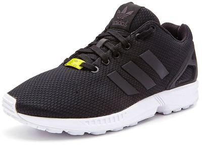 2adidas zx flux nere maculate