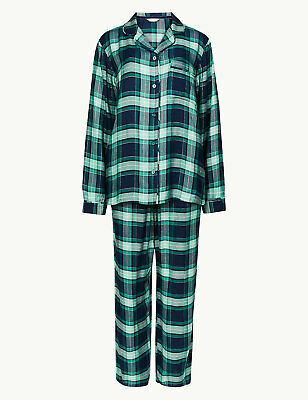 P105 Ex Marks and Spencer Racoon Pyjama Gift Set Size 6-18