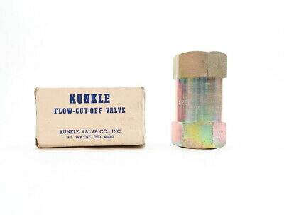 Kunkle FIG 55 Relief Valve Threaded 250psi 1in Npt
