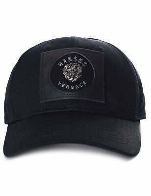 b2bdb8f8d85 Versus Versace Men s Lion Patch Cap