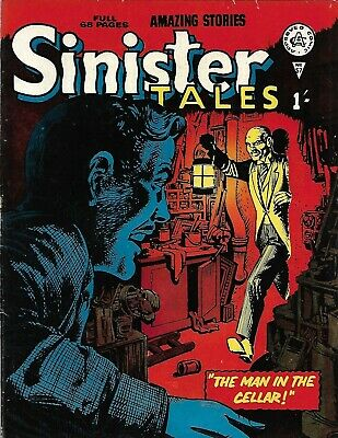 Alan Class: Sinister Tales 57 (very fine condition)