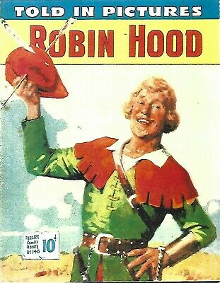 Thriller Picture Library 146 (Robin Hood)