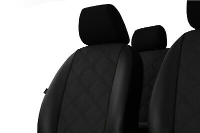 Eco Leather Embossed Tailored Seat Covers Made For Suzuki Jimny Fl 2012 - 2018