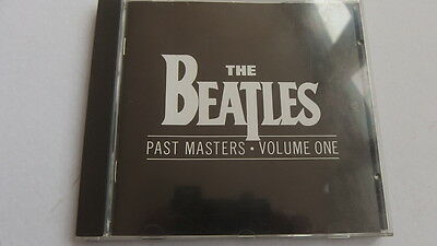 The Beatles °° Past Masters Vol 1 °° CDP7900432 °° Parlophone EMI °° CD °° 1988