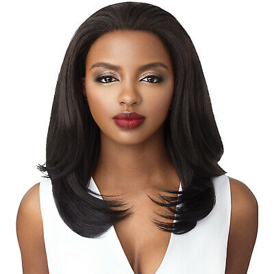 Macy - Outre Synthetic Quick Weave Half Wig