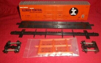 ACCURAIL 5415 HO Scale KIT 50 FT Double Plug Door Boxcar - Wisconsin