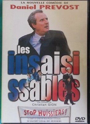 LES INSAISISSABLES (1999 DVD NON MUSICAL)  Ref 0175