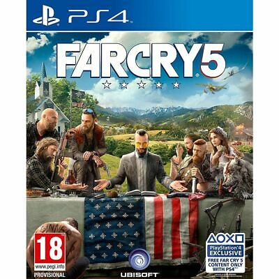 Far Cry 5 Ps4 ((DownloadGame)) Fast Delivery