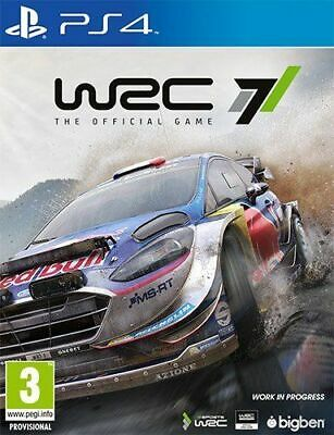World Rally Championship 7 WRC 7 Ps4 ((DownloadGame)) Fast Delivery
