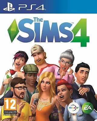 The Sims 4 Ps4 ((DownloadGame)) Fast Delivery