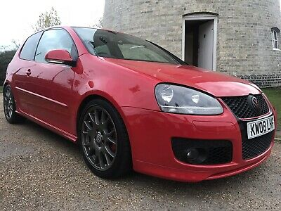 vw golf gti mk5 edition 30 (230psi) 2008 project repairs not r32 s3