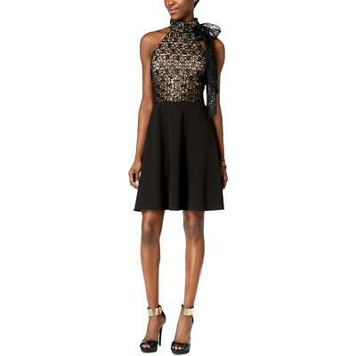 43c4a12153 BETSEY JOHNSON DRESSES Womens Sleeveless Fitted Bodice Pleated- Pick ...