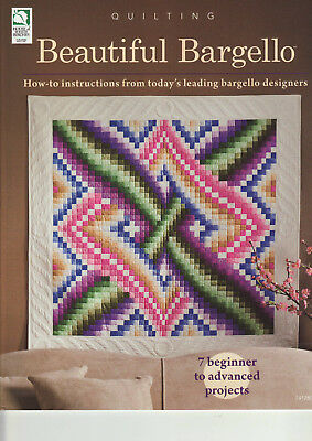 PATCHWORK/QUILTING BOOK - 'Beautiful Bargello'