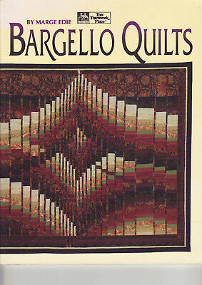 PATCHWORK/QUILTING BOOK - 'Bargello Quilts'