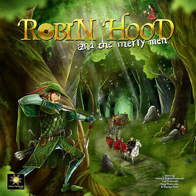 Robin Hood And The Merry Men  - BRAND NEW
