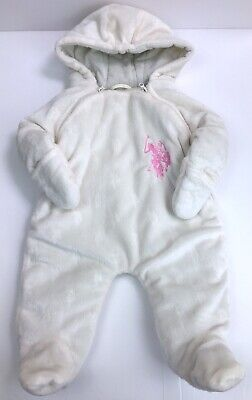 e88a49f1e 2 PAIR GIRLS Old Navy Baby Buntings Size 6 Months - $5.50 | PicClick