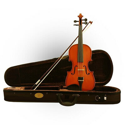 Stentor Standard 3/4 Three Quarter Violin + Case, Bow & Rosin Professional Setup