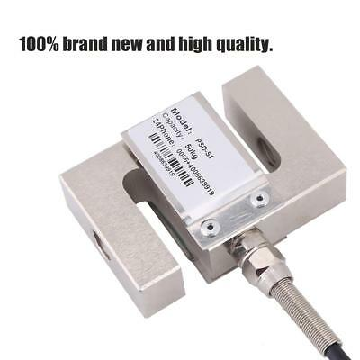 S TYPE Load Cell Scale Sensor Weighting Sensor with Cable High Precision 1pc