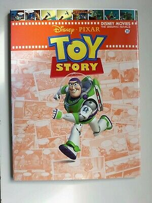 Toy Story Disney The Graphic Novels  Hardback Book