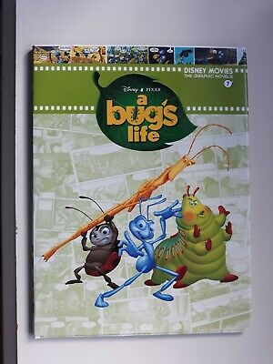 It's a Bugs Life Disney Movies The Graphic Novels Hardback Book
