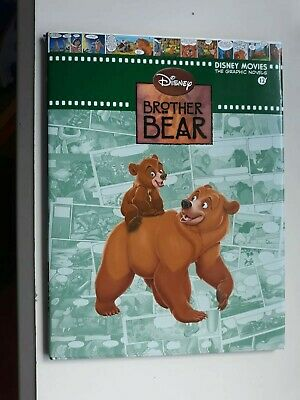 Brother Bear Disney Movies The Graphic Novels Hardback Book