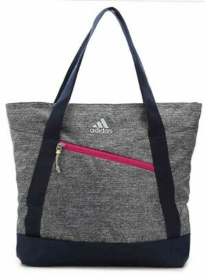 ADIDAS SQUAD III Tote Women bag Onix Jersey Deluxe Organization ... 544f64bacfbe7