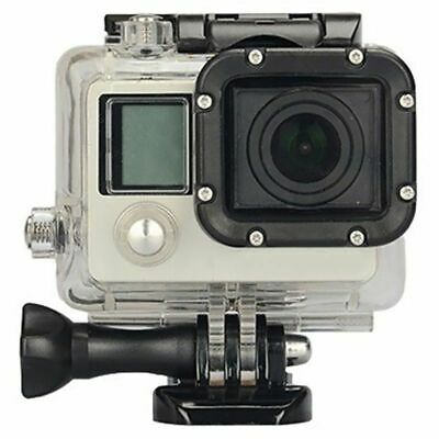Diving Protective Housing BacPac Cover for Go Pro Hero 3+ 4 Waterproof Case