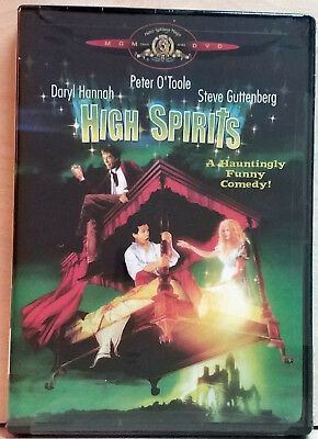 High Spirits (DVD, 2002) FACTORY SEALED / Region1 / NTSC