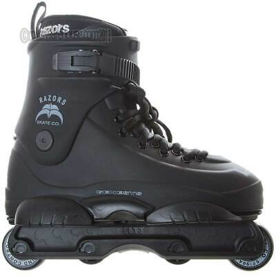 Inlineskating-Artikel Razors Shift 2 Aggressive Inline Skates Mens 10.0 NEW