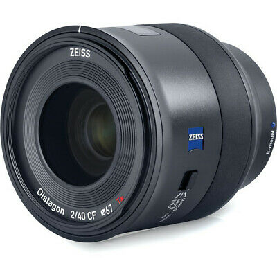 Nuevo ZEISS Batis 40mm f/2 2/40 CF Lens for Sony E