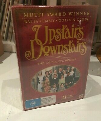 Upstairs Downstairs - The Complete Series 2009, 21-Disc Set DVD REGION 4 NEW