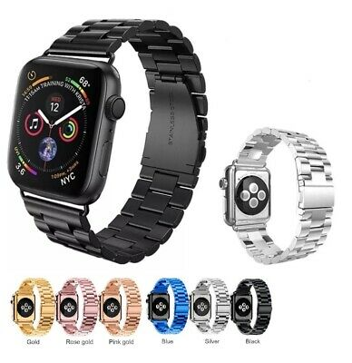 For Apple Watch Series 3/2/1 Stainless Steel Wrist iWatch Band Strap 38/42mm US